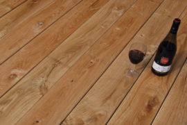 Holz-Terrassendielen
