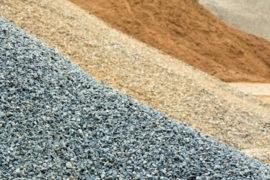 Kies Splitt & Sand